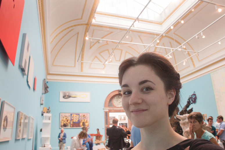 Royal Academy's Summer Exhibition 2015