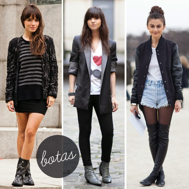 botas, looks, animale, over knee, noite, balada