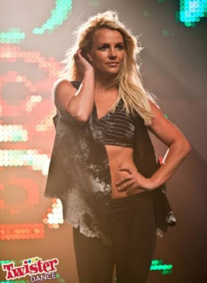 Britney Spears Twister Dance Ad