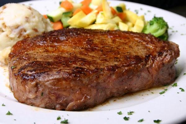 Rib-Eye Steak