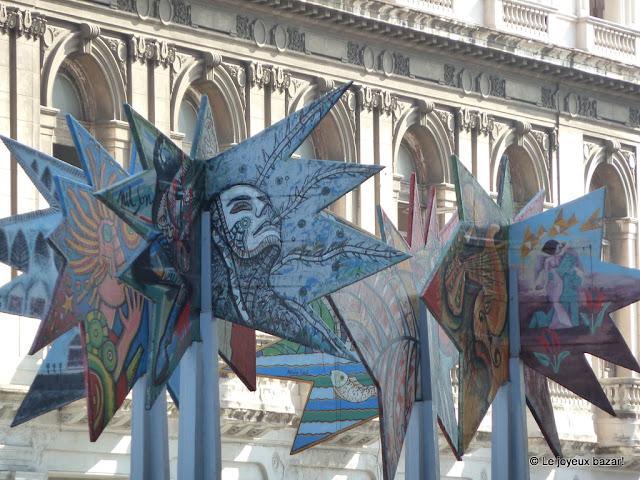 La Havane - art