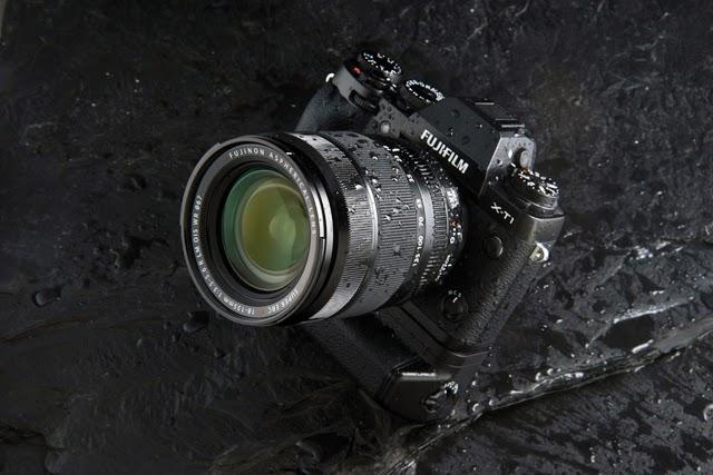 L'obiettivo Fujinon XF 18-135mm su Fuji X-T1