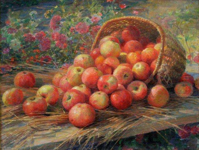 яблочный спас, преображение