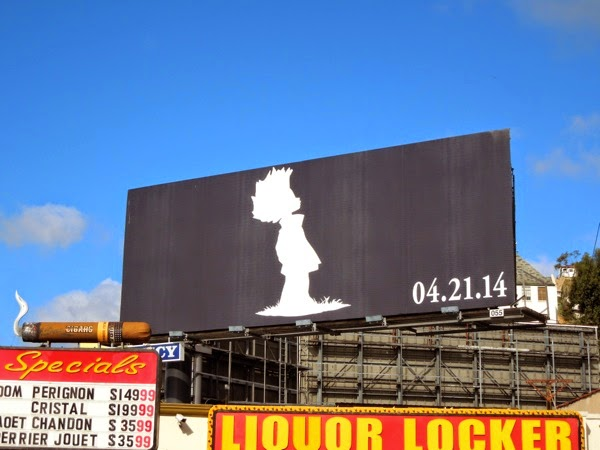 The Boondocks final season 4 teaser billboard