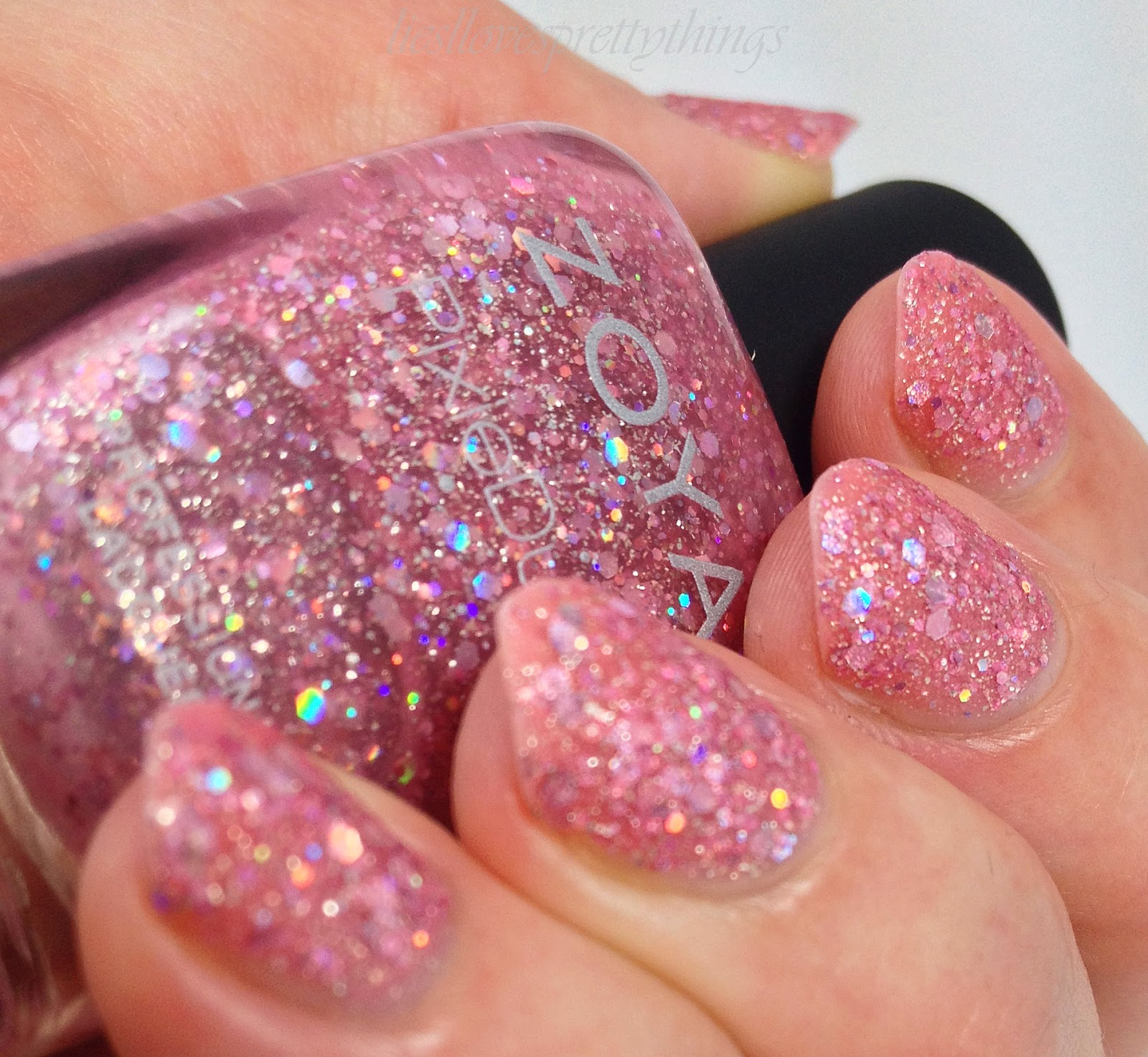 Zoya Magical Pixie Ginni swatch and review