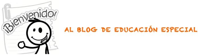 BLOG DE EDUCACIÓN ESPECIAL