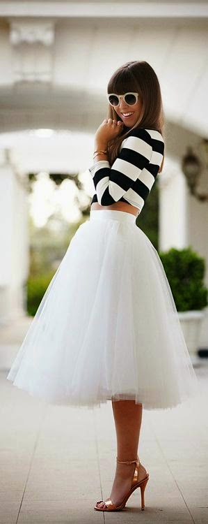 Fashion Obsession | Tulle Skirt