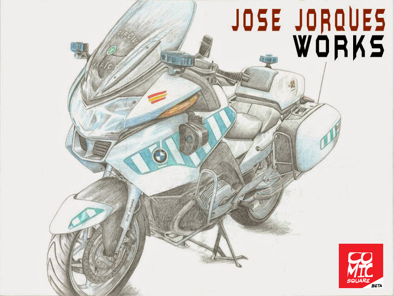 Jose Jorques Sketchbook