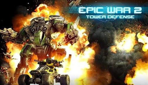 Epic War TD 2 APK