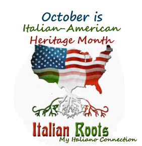 October Italian American Heritage Month