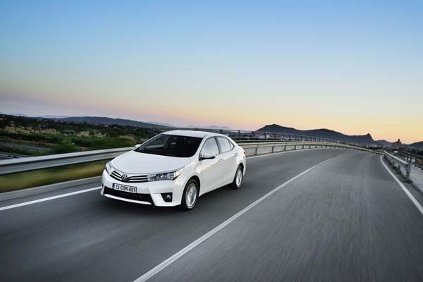 imagem do carro Corolla 2014 o Novo Carro da Toyota