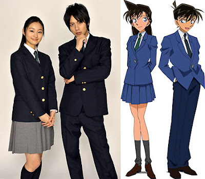 Its Been Announced That Popular Manga Detective Conan Written Illustrated By Aoyama Gosho Will Be Aired As A Drama Series Starring Mizobata Junpei And