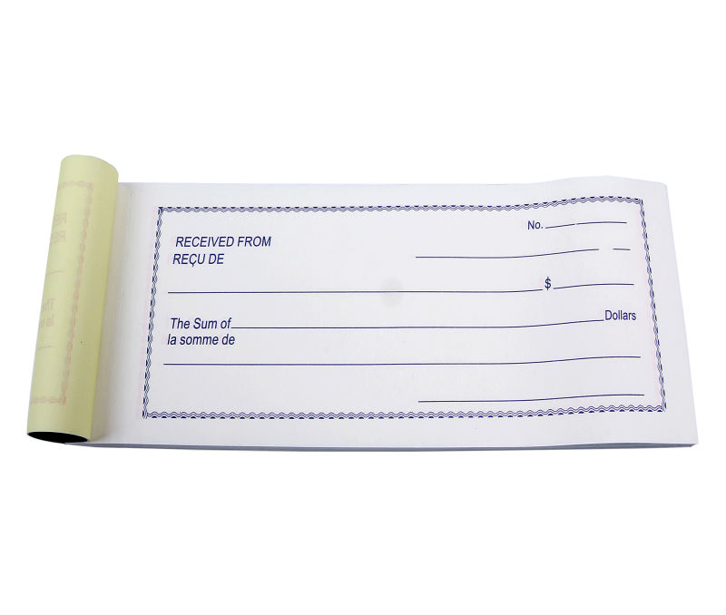 Payment Receipt Book Business Forms Receipts ReceiptsFree – Payment Receipt Book