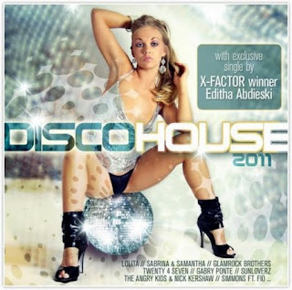 lancamentos Download   VA   Disco House (2011)
