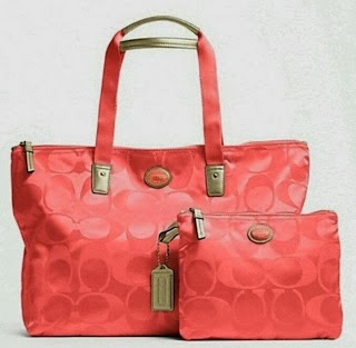 COACH Tote set ..RM395 only!