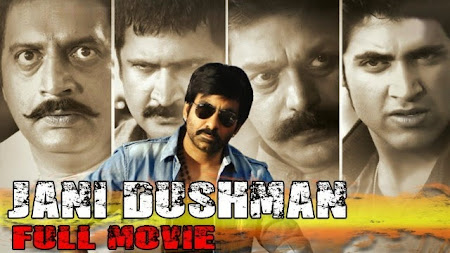 Poster Of Jani Dushman (Balupu) In hindi dubbed 300MB Compressed Small Size Pc Movie Free Download Only At worldfree4u.com