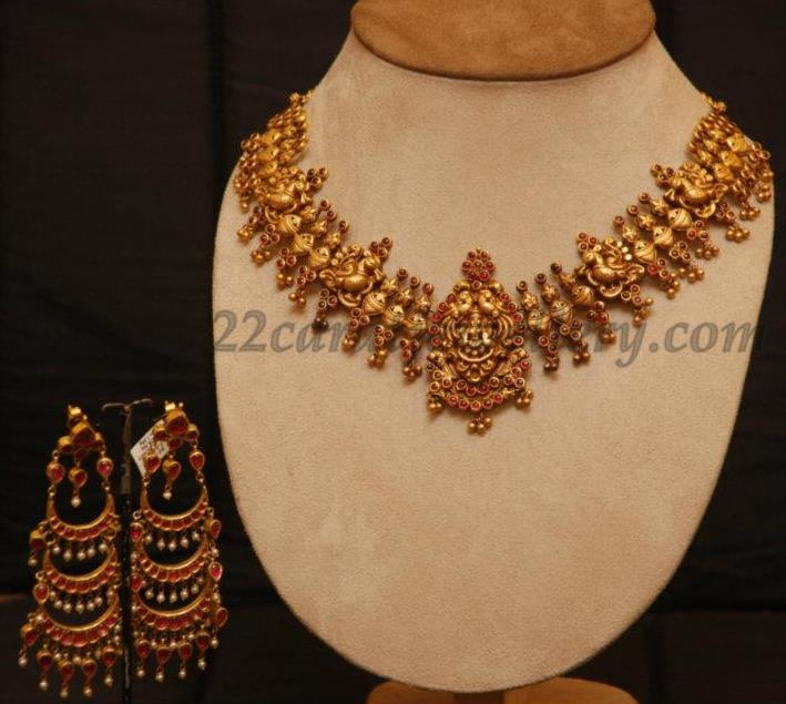 latest in designs from gold jewels amrapali princess gemstone necklaces of jewellery collection