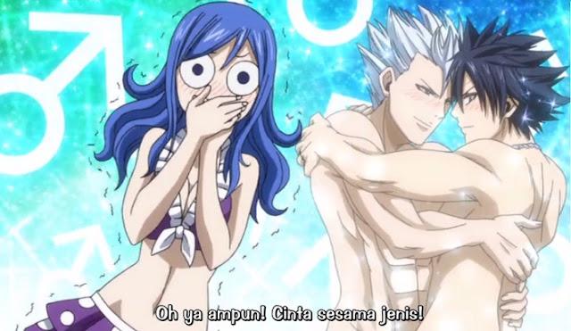 Fairy Tail OVA 5 Subtitle Indonesia