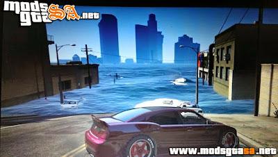 V - Mod Inundação para GTA V PC