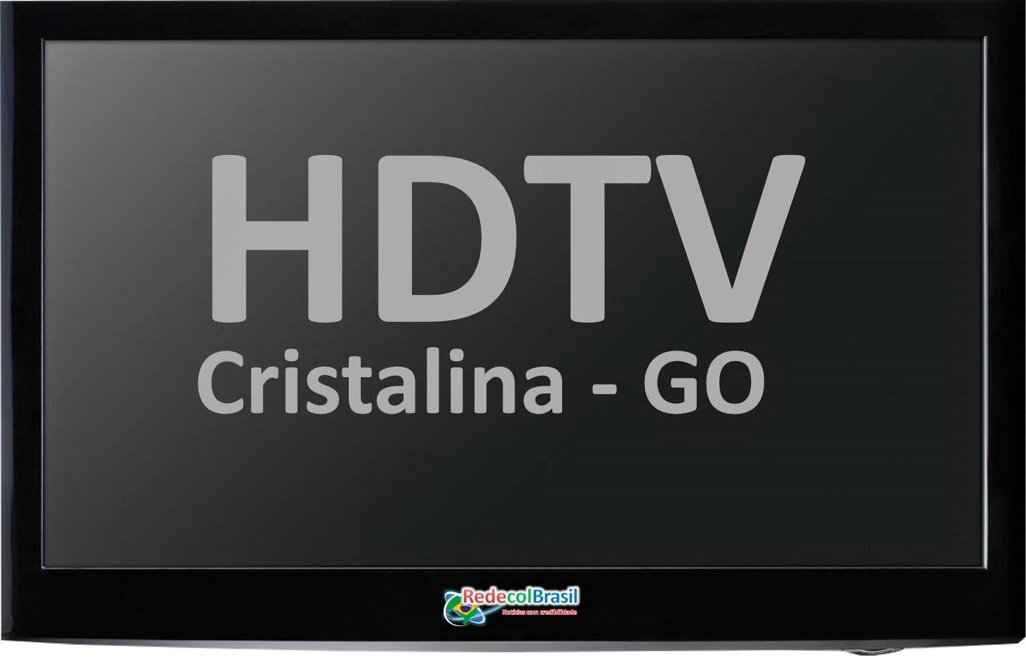 Televisão em alta definição está chegando a Cristalina Goiás
