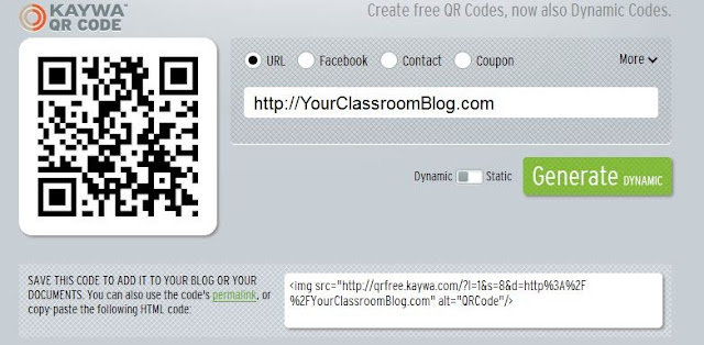 Qr Code Instructions