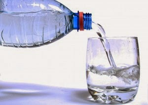 weight loss by drinking water