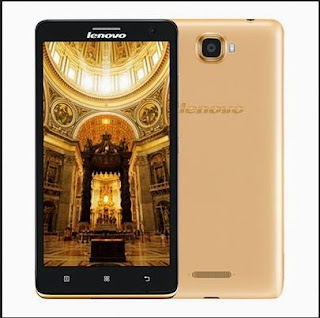 Smartphone Android Lenovo S856