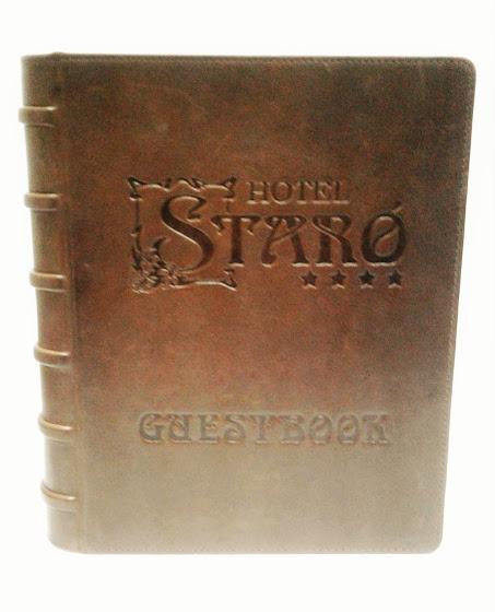 Папка  для отеля STARO