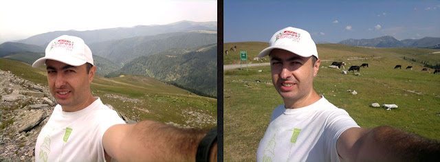 Maseur la evenimentul Depăşeşte-ţi Limitele, ediţia a 2-a, desfăşurat pe Transalpina. O excursie frumoasă la munte. Masaj sportiv de recuperare după efort, terapeutic, de relaxare. Selfie