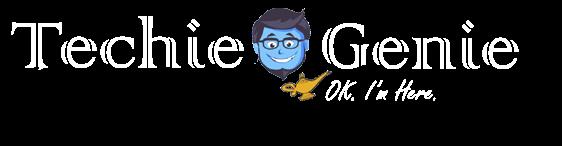 Techie Genie – OK. I'm Here.