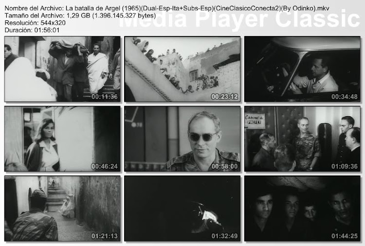 La batalla de Argel | 1965 | LA battaglia di Argeri