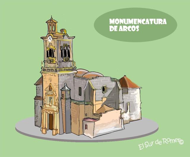 """<img src=""""Iglesia san Pedro Apóstol.jpg"""" alt=""""Iglesias de Arcos de la Frontera""""/>"""