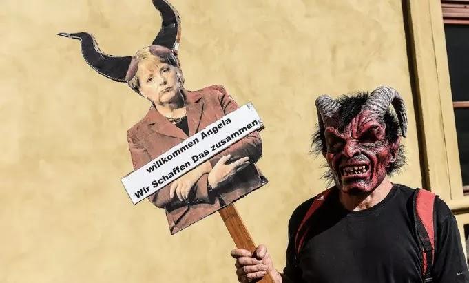 Σοκ στην ελιτ με απόπειρα δολοφονίας της εβραιοπολονεζας Άνγκελα Μέρκελ: Πώς της επιτέθηκαν στην Πράγα