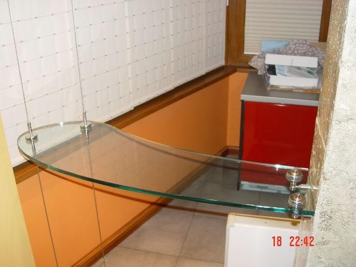 Висящ стъклен барплот 4