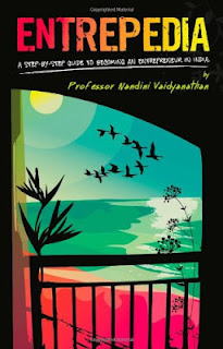 Entrepredia Book by Prof Nandini vaidyanathan