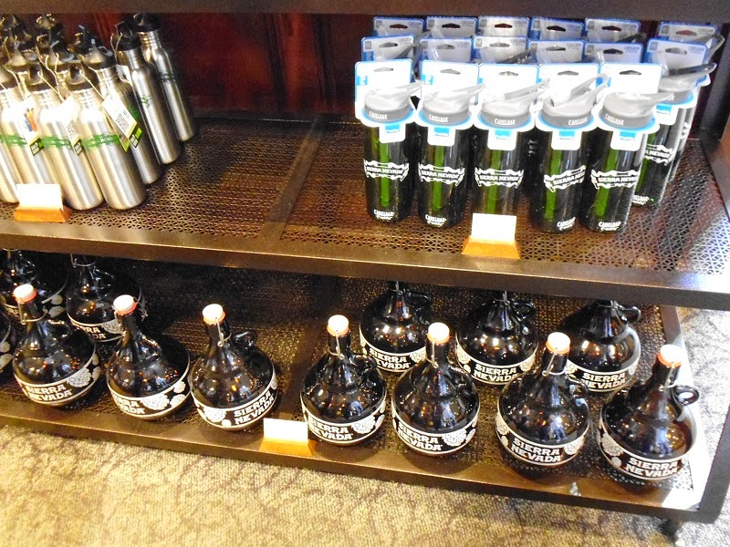 Growlers and Water bottles