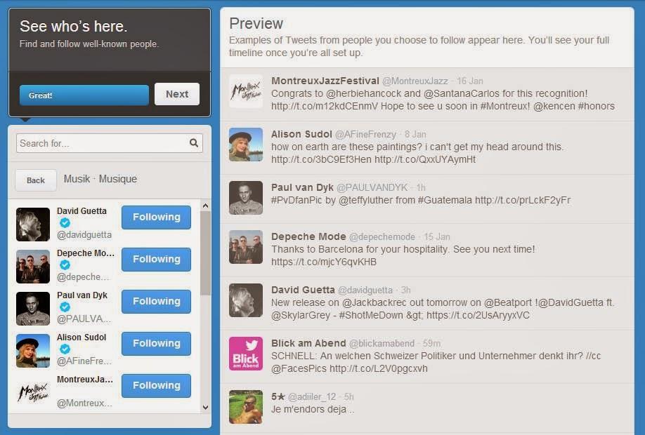 Cara Membuat Twitter dan Daftar Twitter gambar 5