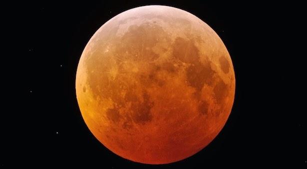 Foto Gerhana Bulan Terbaru Gambar Gerhana Bulan Full Moon Eclipse