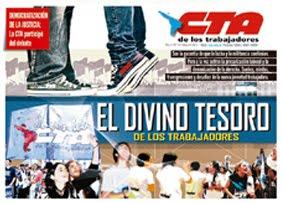 El periódico de la CTA