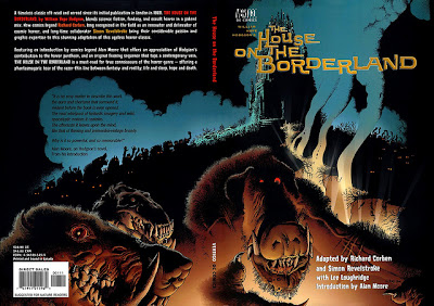 The House on the Borderland, versione a fumetti di Richard Corben