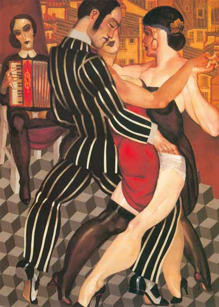 Juarez Machado 1941 - Brazilian painter | Lovers