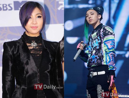 G-Dragon  News - Page 2 Gdragon_minzy