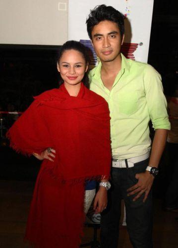 Aiman Hakim dan Izara Aishah Bercinta Dalam Drama