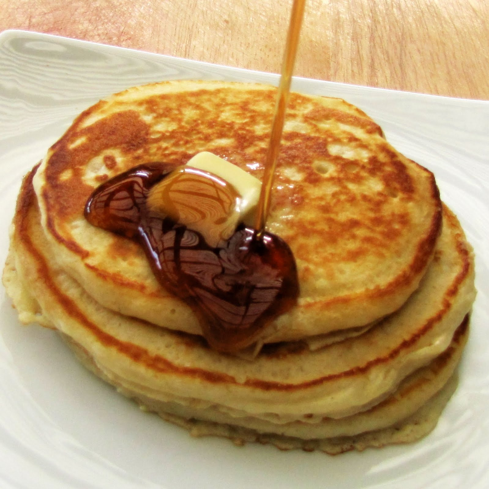 Rumbly in my Tumbly: Good Old Fashioned Pancakes