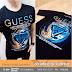 T-Shirt Premium GUESS Last Memo