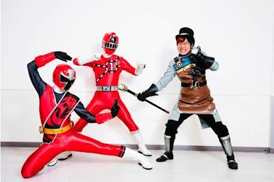 Shuriken Sentai Ninninger vs. Ressha Sentai ToQger