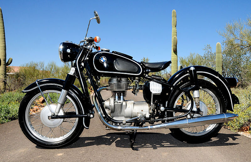 Bmw single cylinder motorcycles for sale