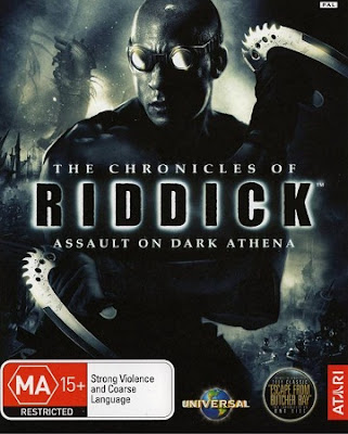 The Chronicles of Riddick: Assault on Dark Athena PC Cover