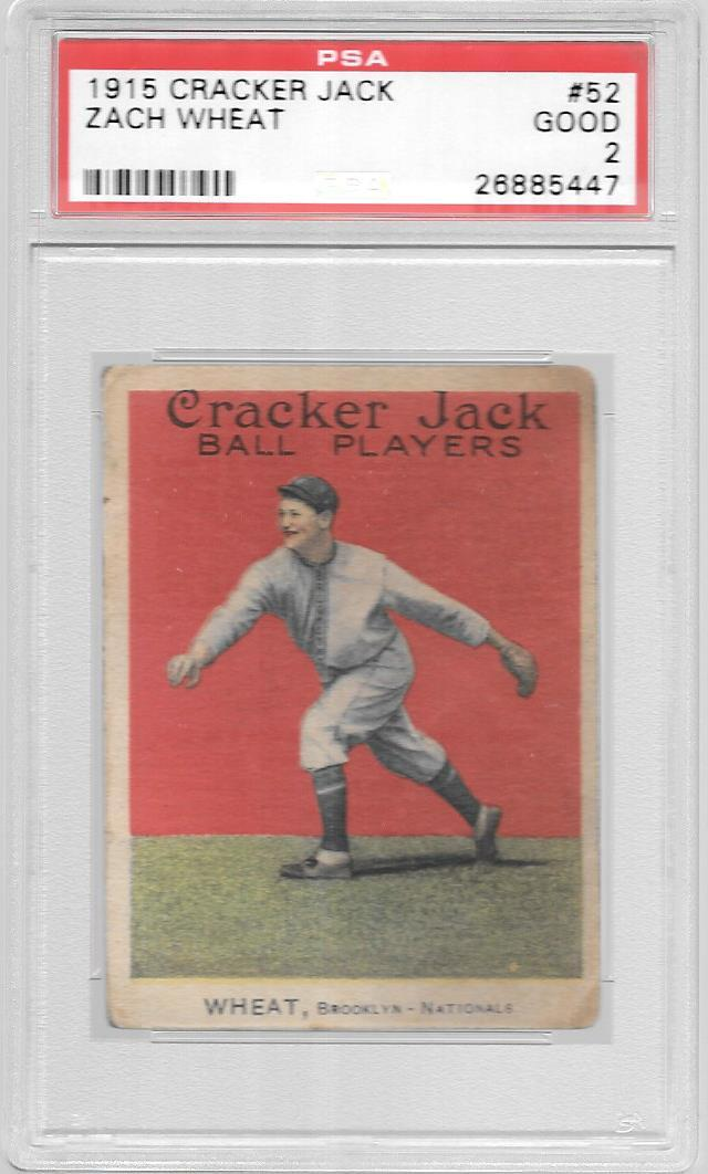Zack Wheat PC
