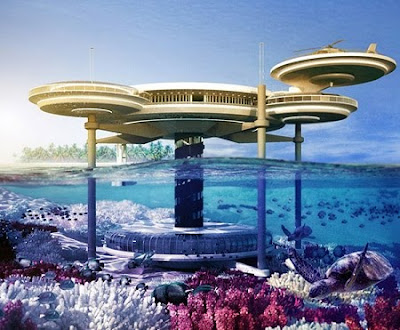 Water Discus Hotel is great underwater Hotel